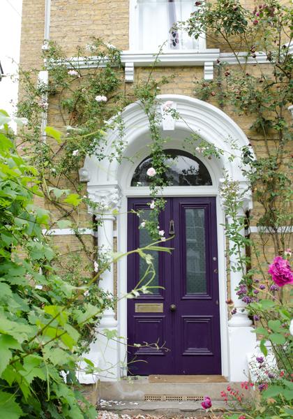 London Door 1